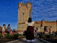 La princesa en su castillo