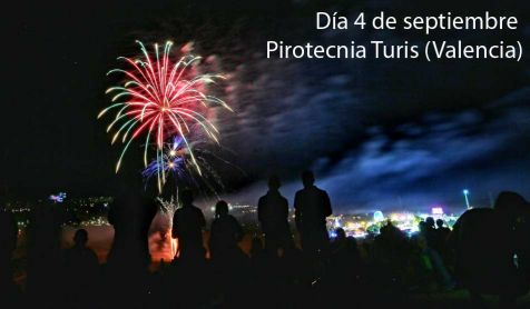 Fuegos artificiales 04/09/17