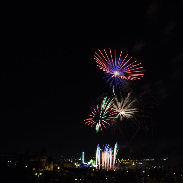 Fuegos artificiales 1 08/09/2017