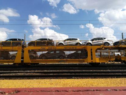 Tren Renault