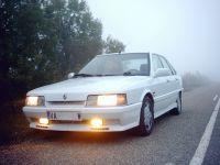 21 Turbo en la niebla