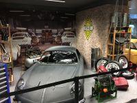 Garaje retro Alpine