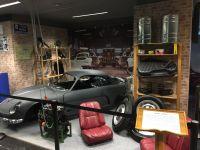 Garaje retro Alpine II