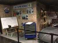 Garaje retro Alpine III