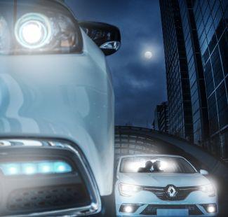 Renault en pareja