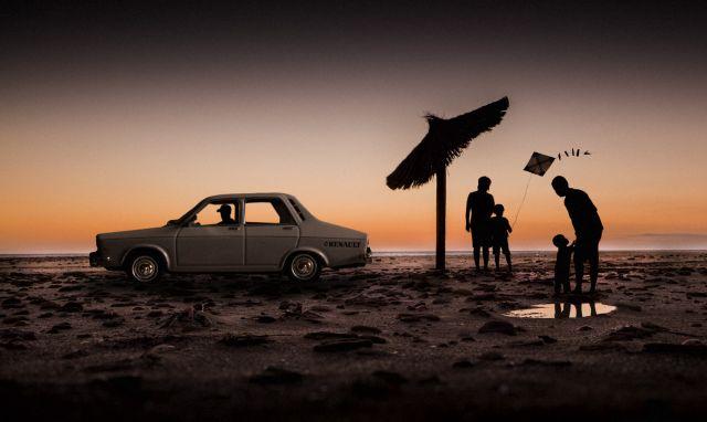 Renault: un día mas en nuestra vida